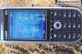 Smartphone Imate Sp5