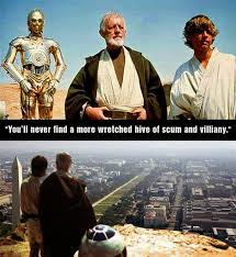 Jays' Tee Vee: Washington D.C.: Wretched Hive of Scum and Villainy via Relatably.com