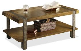 industrial wood furniture. Chic Design Industrial Wood Furniture Metal And Round Coffee Tables Target F