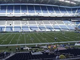 Centurylink Field View From Middle Level Club 236 Vivid Seats