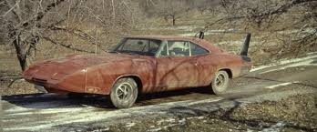 This rolled-in-a-ditch Charger Daytona is going through a six ...