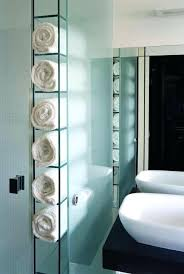 spa towel storage. Delighful Towel Bathroom Towel Storage Ideas Spa Sophistication Glass Divided Bars  Cabinet Intended Spa Towel Storage T