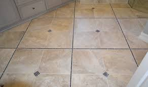 another perfect bathroom tile rug