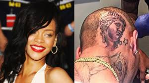 Rihanna Loved Chris Browns Tattoos
