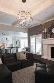 living area lighting ideas with black chandelier living room lighting ideas
