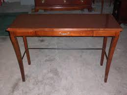 description quality stanley furniture cherry wood