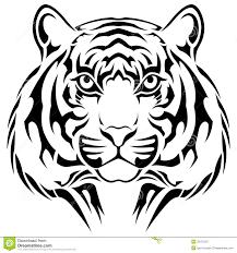 Coloriage Tigre Les Beaux Dessins De Animaux Imprimer Et