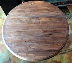 rustic wood table tops for ideas top on excellent impact imports