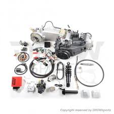 honda ruckus 8 gy6 150cc swap kit