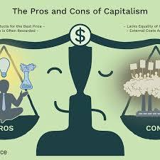 Capitalism Definition Characteristics Pros Cons