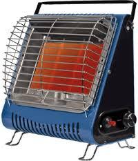 indoor gas heater safety