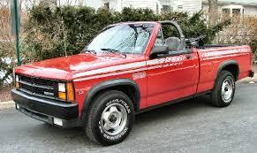 1990 Dodge Convertible Pickup