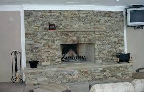 modern interior design medium size indoor stone veneer interior wall faux tile rock paneling brick fireplace