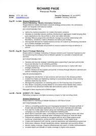 Profile Summary For Sales Resume Resume Sample Resume Samples Fresh