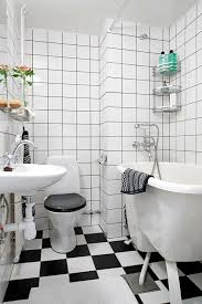 Small bathroom tile bright tiles make your bathroom appear larger