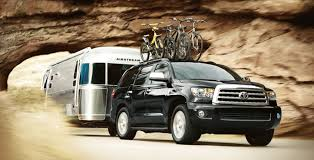 2015 Toyota Sequoia SUV Family wallpaper 5 - Carstuneup - Carstuneup