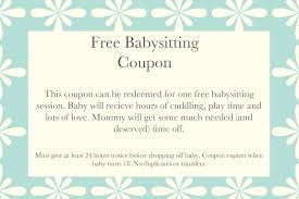 best images about babysitting printable 17 best images about babysitting printable easy date and goods and services