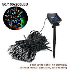 Target Solar String Lights