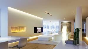 Indirect Lighting Ideas Tv Wall Modern Fireplaces Indirect Lighting
