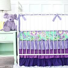 crib sets for girls purple crib bedding set popular pin baby room temperature summer