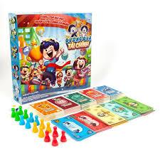Đường Đua Tài Chính - Trò chơi giáo dục giúp con hình thành tư duy tài  chính - Tất Cả Board Game