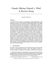 attorney general v ward a review essay pdf  ward a review essay pdf available