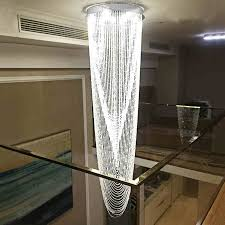 2018 waterfall crystal chandelier and get free on aliexpress for waterfall crystal chandelier
