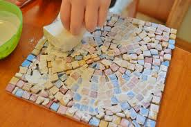 Design Your Own Mosaic Pattern Creating A Mosaic Sundial