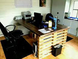 office desk ideas modern 20 diy desks that really work for your home intended 1