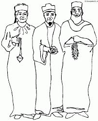 De Wijzen Uit Het Oosten Drie Koningen Kleurplaten Kleurennet