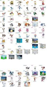 Pokemon Binacle Evolution Chart Pokemon X And Y Gen Vi For The 3 Ds Spoiler Warning Tv