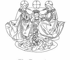 Thanksgiving Catholic Coloring Pages Printable Page For Kids Book