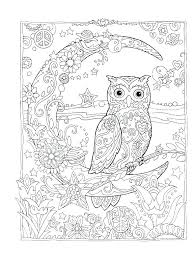 Free Printable Owl Coloring Pages Free Printable Coloring Pages Of