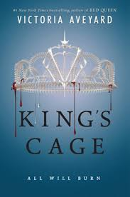 king s cage in this breathless third installment to victoria aveyard s bestselling red queen