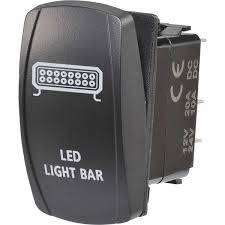 wiring an led light bar supercheap auto narva rocker switch off on led led light bar