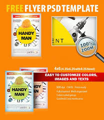 Handyman Flyer Template Impressive Preview Photo Gallery Of Handyman Flyer Template The Best Resume