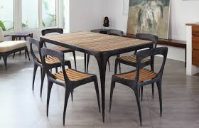 teak dining room table and chairs. Teak Dining Room Table And Chairs