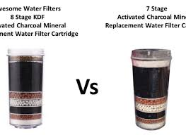 activated charcoal water filter 8 stage water filter vs 7 stage water filter i find out here