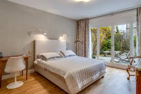 Master Bedroom On Suite A Elegant Apartment In Vevey Switzerland The Master Bedroom