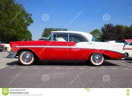 1956 Chevrolet Belair 4-door Hardtop Editorial Photography - Image ...