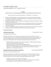 Commercial Law Attorney Resume Attorney Resume Samples Attorney ...