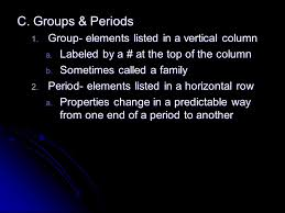 Key Concept: Elements make up the periodic table - ppt video ...
