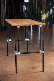 iron yard adjule standing desk