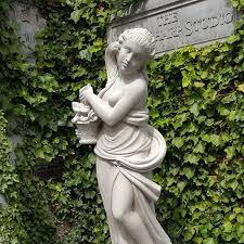 four seasons spring garden statue