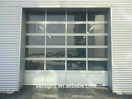 glass overhead doors fancy aluminum glass garage doors door s dazzling modern with man glass overhead doors