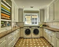 Laundry Rooms Floor Plans