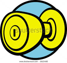 door knobs clipart. Fine Door On Door Knobs Clipart O