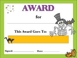 Award Templates Halloween Award Templates Filename Proto Politics