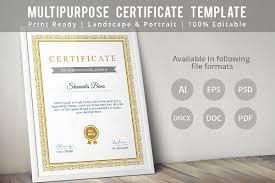 diploma template psd. Diploma Certificate Template 30 Free Word PDF PSD EPS