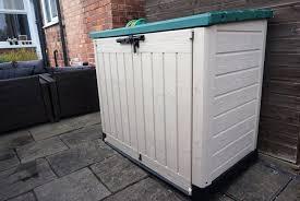 improving garden storage with keter